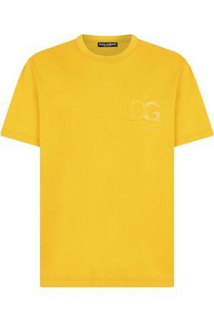 Dolce & Gabbana Men T-shirts - Cotton Jersey T-Shirt