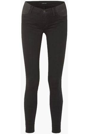 J Brand Women Skinny - Woman Mama J Mid-rise Skinny Maternity Jeans Size 32