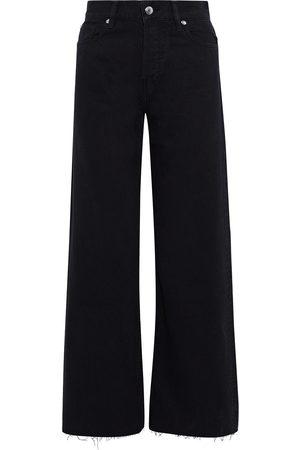 IRO Women Straight - Woman Orchy High-rise Straight-leg Jeans Size 25