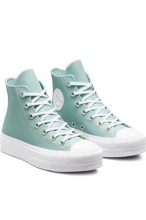 Converse Women Platform Boots - Chuck Taylor All Star Platform Shine Hi