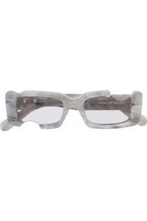 Off-White Cady rectangle-frame sunglasses