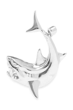 Hatton Labs Men Necklaces - Large Shark Pendant