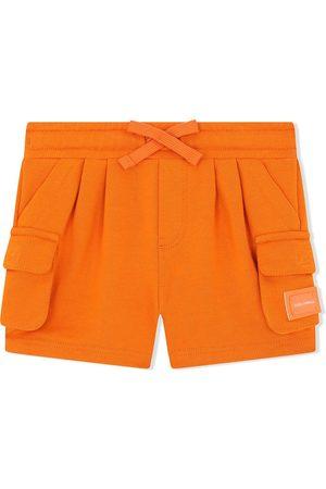 Dolce & Gabbana Jersey cargo shorts