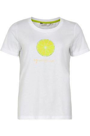 Numph Nuashlyn T-Shirt - Lemon