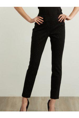 Joseph Ribkoff Texture Patterned Trousers 213689 278