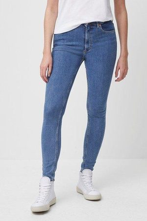 French Connection R Rebound 30 Skinny Jeans-74KZD-Vintage