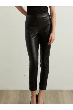 Joseph Ribkoff Faux Leather Leggings 213422 11