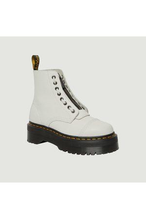 Dr Martens Sinclair platform leather boots aunt Sally Dr. Martens