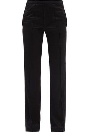 Haider Ackermann Strychnos Slim-fit Twill Trousers - Womens