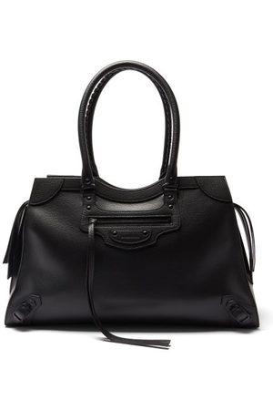 Balenciaga Neo Classic City Large Grained-leather Bag - Mens