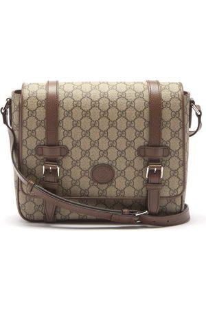 Gucci Men Bags - Tess Gg Supreme Canvas Cross-body Bag - Mens - Multi