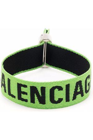 Balenciaga Men Bracelets - Logo party bracelet