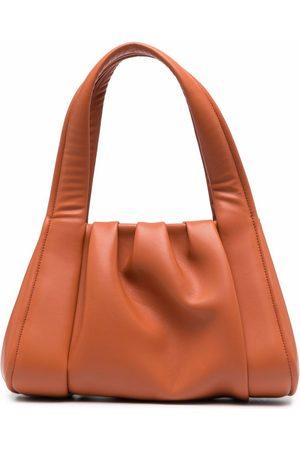 Themoirè Hera faux-leather tote bag