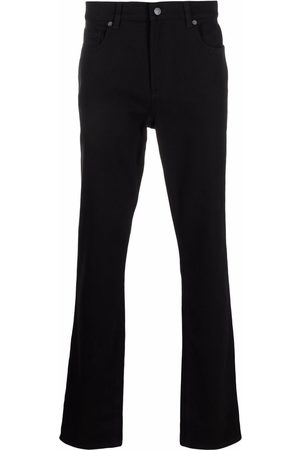 Moschino Logo straight-leg jeans