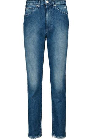 3x1 Claudia high-rise slim jeans