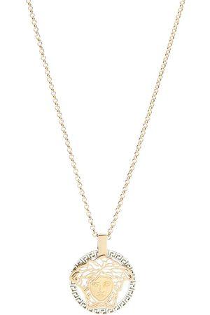 VERSACE Men Necklaces - Medusa Medallion Necklace