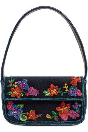 Staud Women Shoulder Bags - Beaded Tommy Shoulder Bag