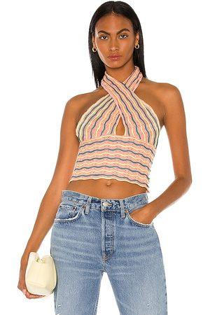Bardot Summer Loving Halter Top in . Size XS, S, M.