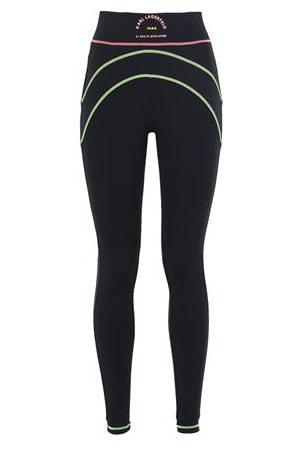 Karl Lagerfeld Women Leggings - BOTTOMWEAR - Leggings
