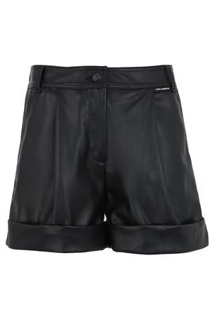 KARL LAGERFELD Women Bermudas - BOTTOMWEAR - Shorts & Bermuda Shorts