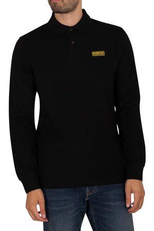 Barbour Longsleeved Polo Shirt