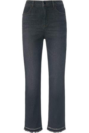 Peter Hahn Women Jeans - Ankle-length jeans Barbara fit denim size: 10s