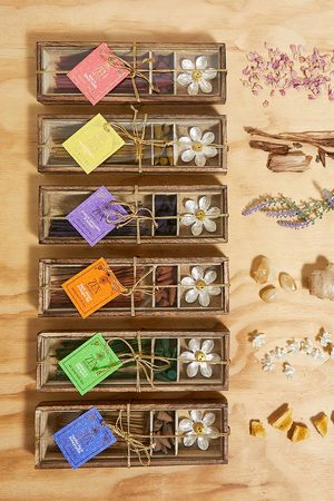 Urban Outfitters Zen Incense Gift Set - ALL at
