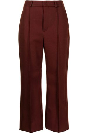 PORTS 1961 Pressed-crease trousers