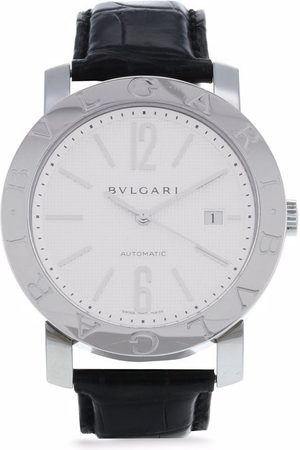 Bvlgari Pre-Owned 2014 pre-owned automatic 42mm