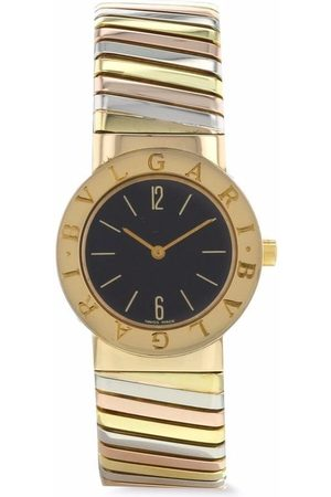 Bvlgari Pre-Owned 1990 pre-owned Tubogas 26mm