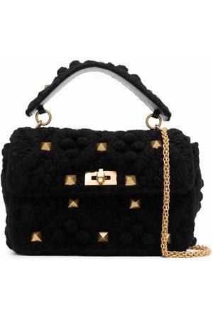 VALENTINO GARAVANI Women Handbags - Roman Stud top handle bag