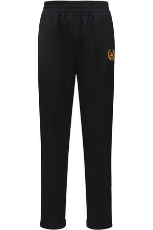 BEL-AIR ATHLETICS Men Trousers - Academy Crest Track Pants