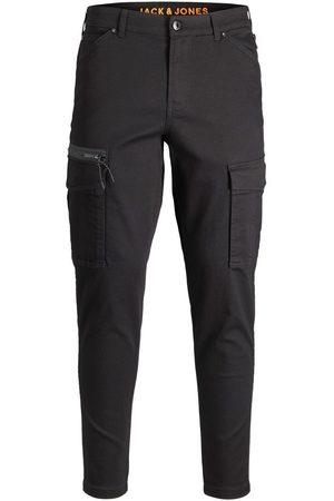 JACK & JONES Men Trousers - Ace Dex Tapered Akm Cargo Trousers