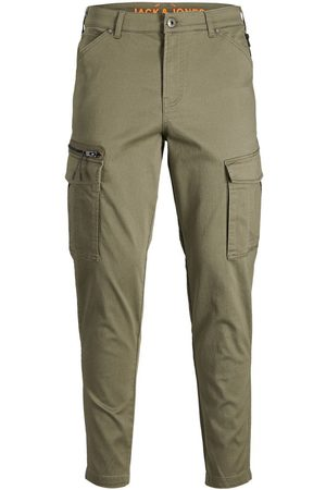 JACK & JONES Men Trousers - Ace Dex Tapered Akm Trousers
