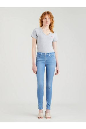 Levi's Women Skinny - 711™ Skinny Jeans - Indigo / Rio Tempo