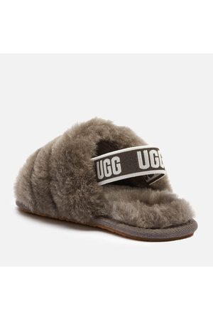 UGG Kids Slippers - Toddlers' Fluff Yeah Slide Slippers