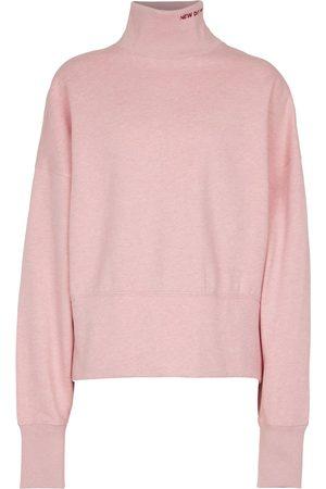 Dorothee Schumacher Turtleneck cotton sweatshirt