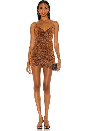 superdown Delanie Mini Dress in . Size XXS, XS, S, M, XL.