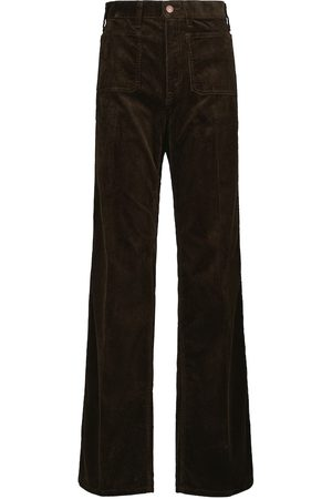 Polo Ralph Lauren High-rise corduroy flared pants