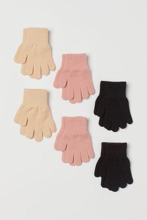 H&M 6-pack gloves