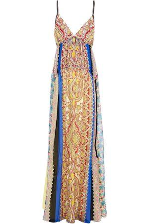Etro Woman Maxi Dress Pastel Size 38