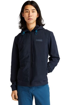 Timberland Sweat hybrid jacket for men in navy navy, size l