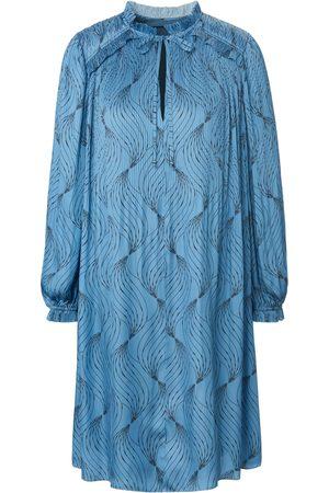 TALBOT RUNHOF X PETER HAHN Women Evening Dresses - Dress V-neck multicoloured size: 10