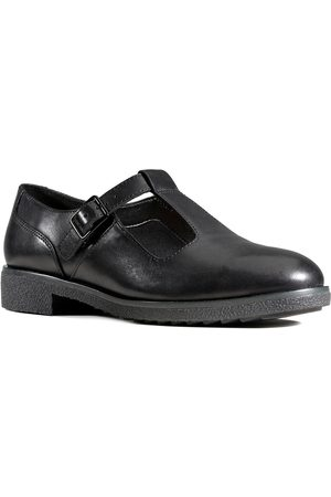 Clarks Wide Fit Griffin Town Flat Shoe