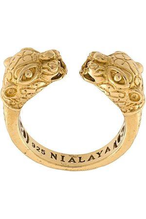 Nialaya Jewelry Women Rings - Panther ring