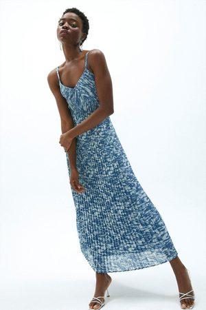 Coast UK Women Skirts - Coast Ruched V Neck Strappy Midi Dress