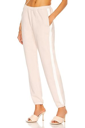 Staud Cambrie Jogger in Crystal &