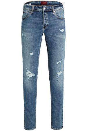 jack & jones Men Slim - Glenn Original Na 522 Slim Fit Jeans