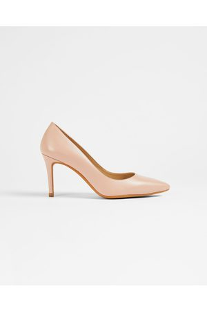 Ted Baker Leather 85mm Court Shoe