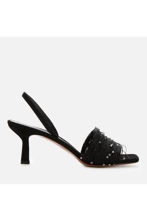Neous Women Heels - Women's Syrma Slingback Heeled Sandals